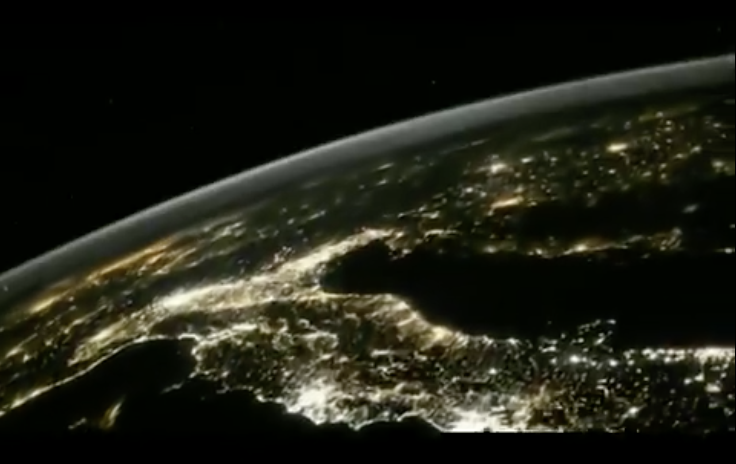[Earthview Wonders][Video] No.484: Night View of Earth