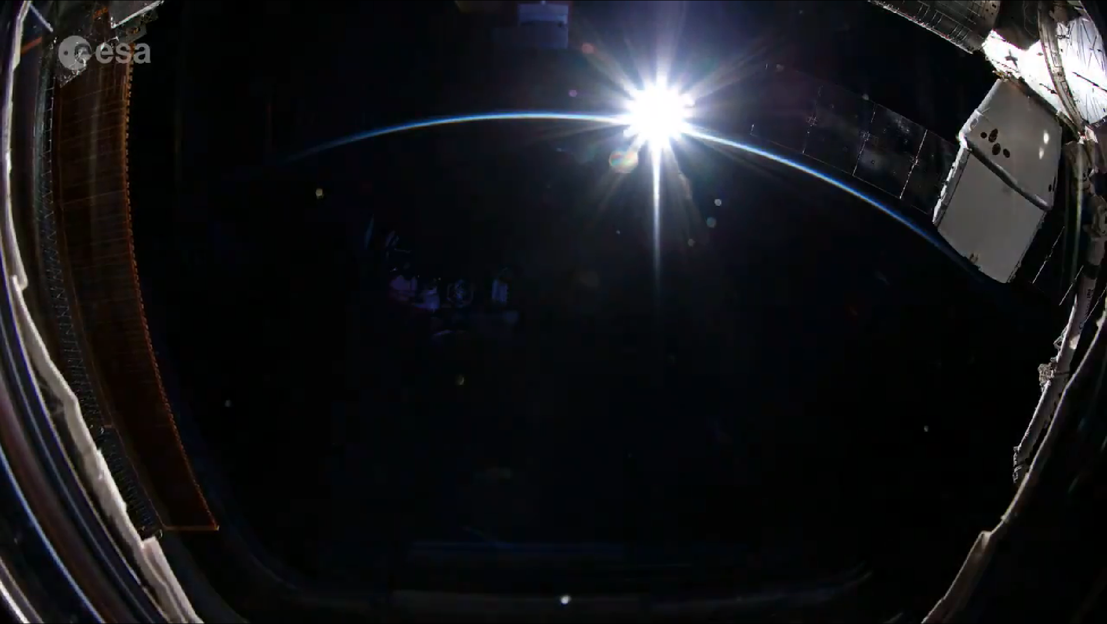 [Earthview Wonders][Video] No.565: Sunrise From Space